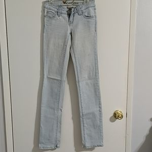 Light colored jeans